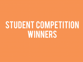 Student competition winners