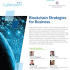 Blockchain stratgies for business