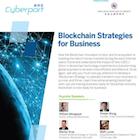 Blockchain stratgies for business