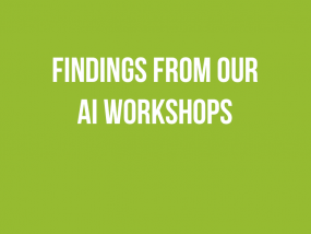 Findings from our AI Workshops DAH_Boxes