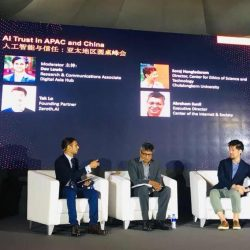 AI Trust in Apac and China