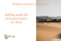 Platforms China web graphic